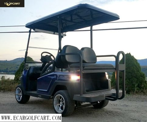 Carro de golf eléctrico de Off Road 4 Seater con Bluetooth